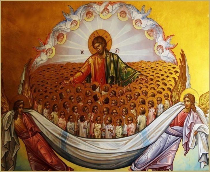 11 января – День Иосифа Обручника. Нечисть, говорят, за детьми охотится