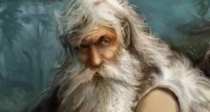4 сентября - Сегодня день Агафона Огуменника. Вы тут Лешего не видали?