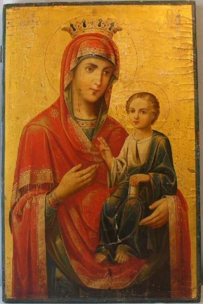 26 октября – День Карпа, Агафона. День Иверской иконы Божьей Матери. В баню!