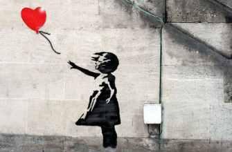 Смысл картины «Девочка с шаром» авторства Бэнкси