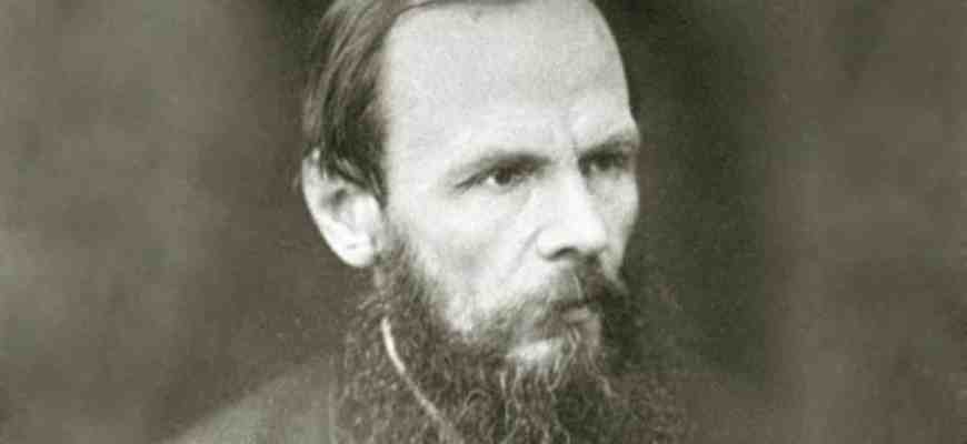 Краткое содержание биографии Федора Михайловича Достоевского