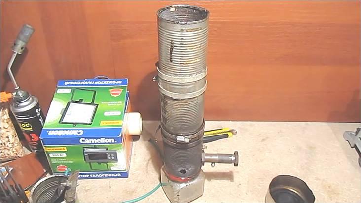 ガス発生器のより高度なモデルでは、空気供給はそれ以外の場合に行われます