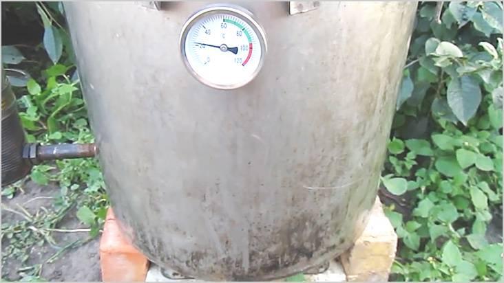 温度計は喫煙プロセスを制御するのに役立ちます