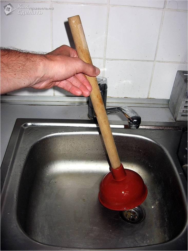 Чем промыть канализацию в частном доме