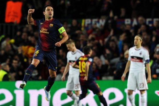 Barcelona vs Ac Milan 2nd leg UEFA Champions League 17