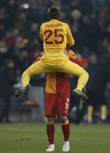 Schalke vs Galatasaray UEFA Champions League 2nd Leg Quarter Final 6
