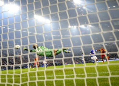 Schalke vs Galatasaray UEFA Champions League 2nd Leg Quarter Final 8