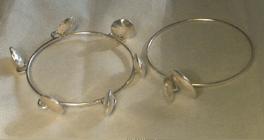 Cercles braçalets
