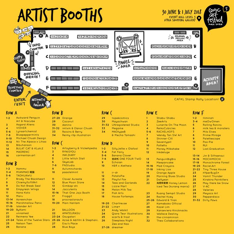 CAFKL_artist booths