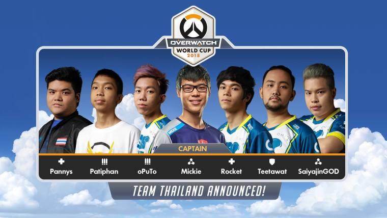 3. OW Team Thailand