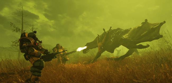Fallout 76 Four