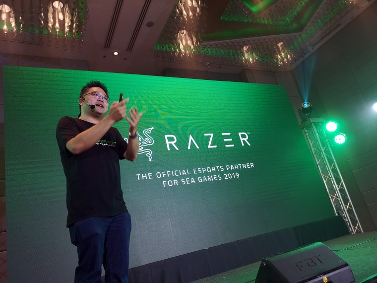 Razer 2019 SEA Games esports