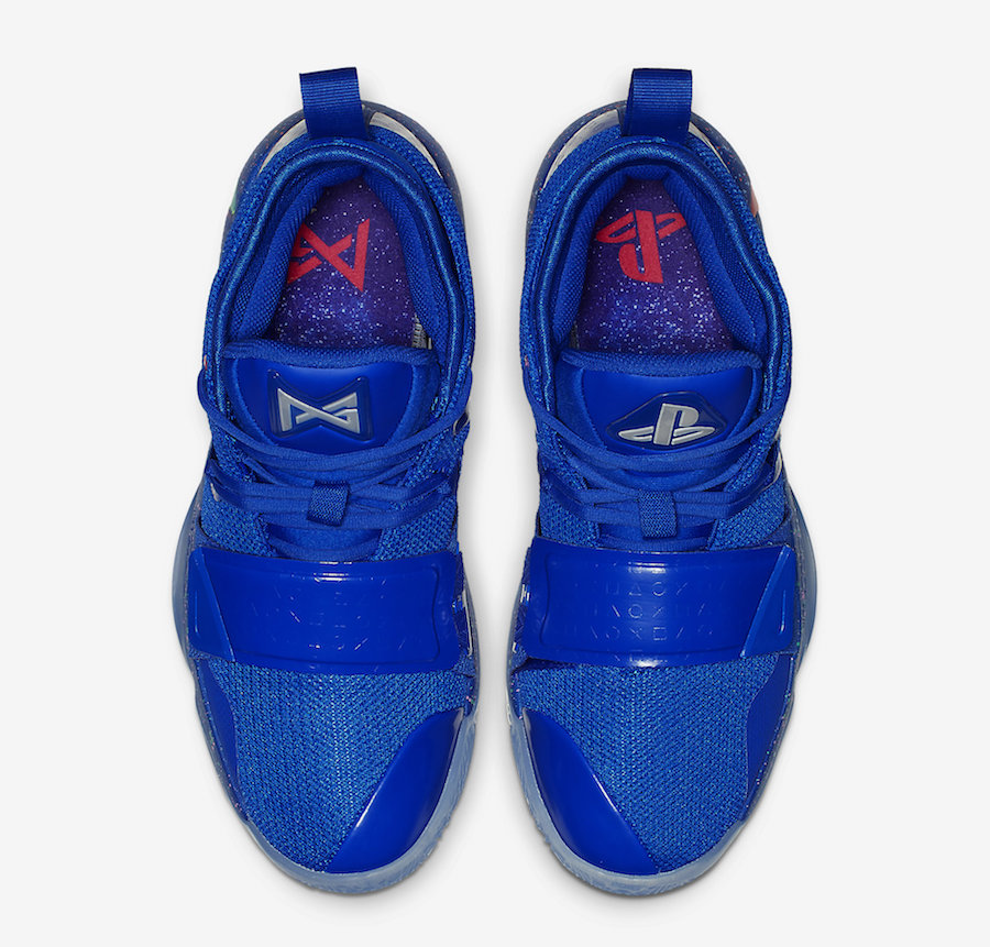 19c35aef4fb9 Here s When You Can Grab The PlayStation x Nike PG 2.5 Royal Blue ...