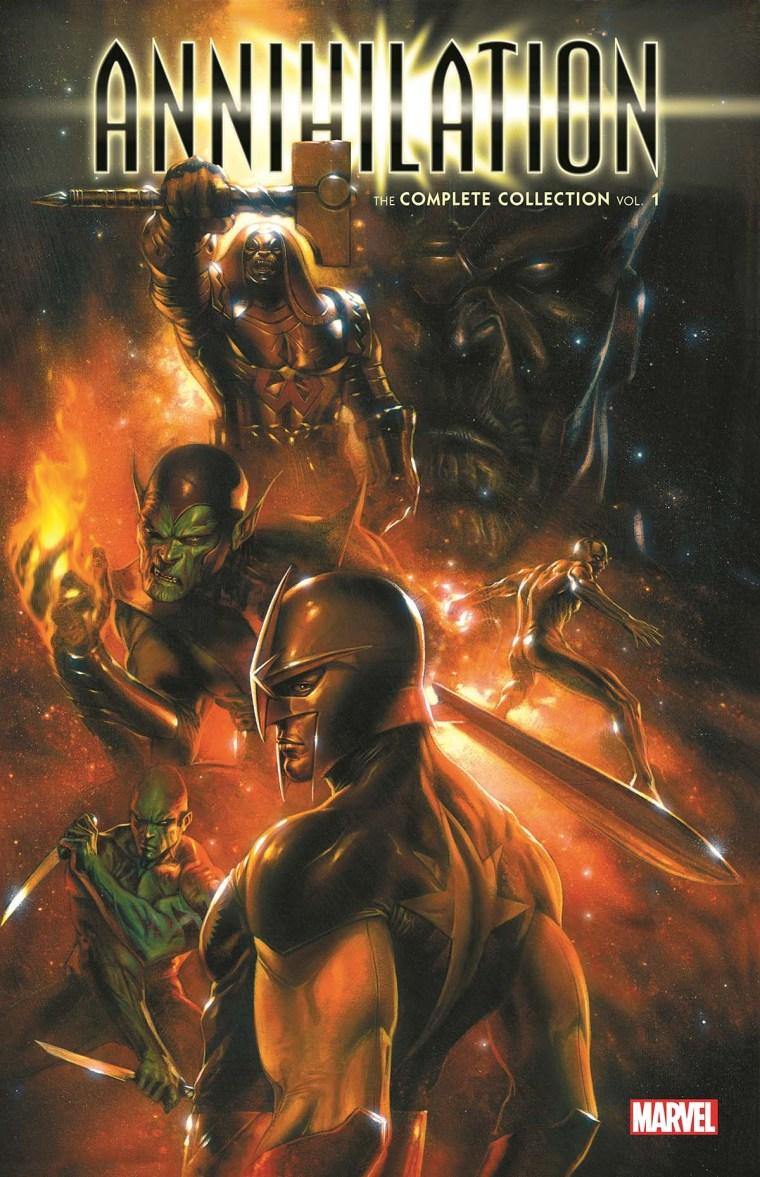 Captain Marvel Annihilus 2