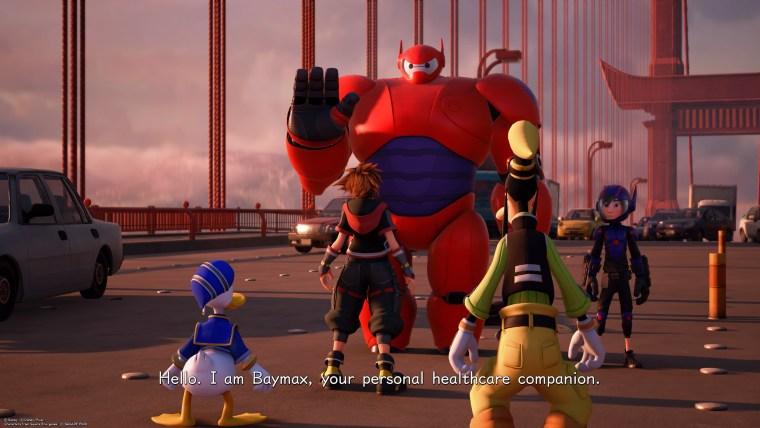 Kingdom Hearts 3 7