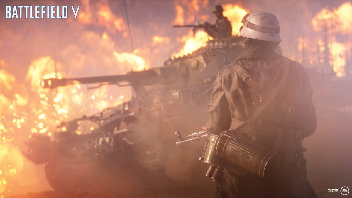Here's When Battlefield 5 Firestorm Battle Royale Will Go Live