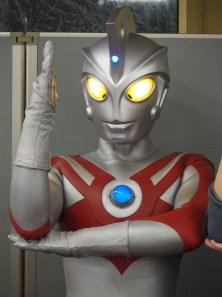 The original Ultraman Ace
