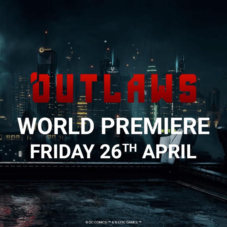 Outlaws DC Leak