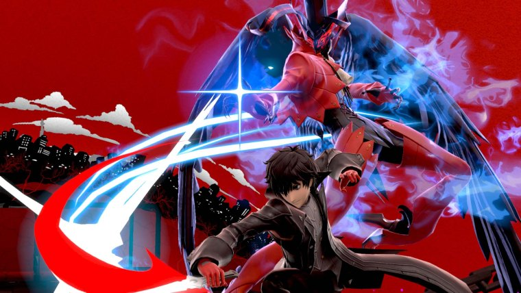 Super Smash Bros Ultimate - Joker - Screenshot 01.jpg