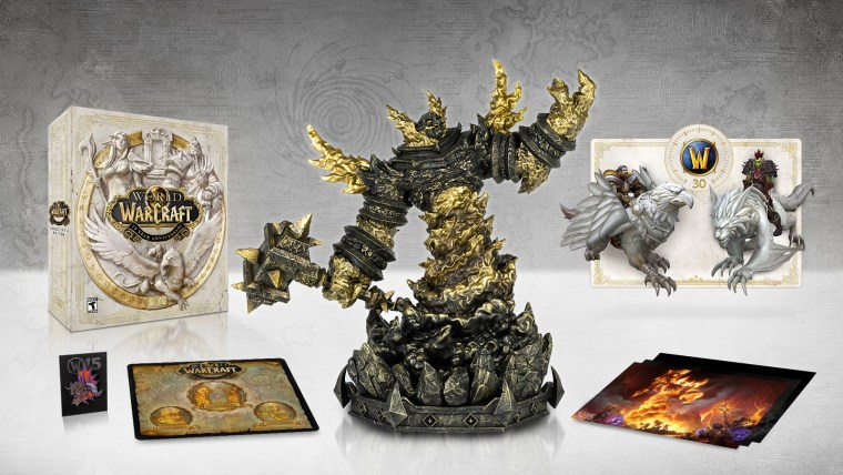 WoW 15th Collector's Edition