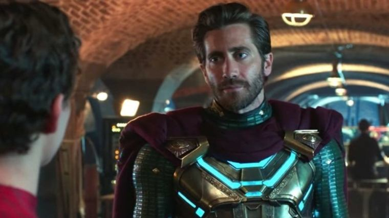 Mysterio Far From Home 2