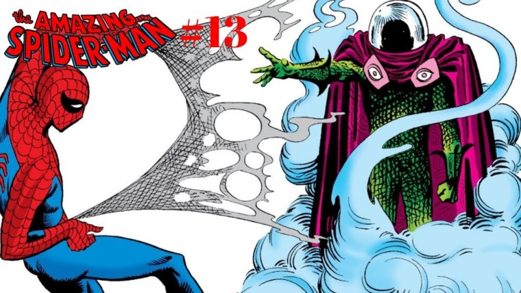 Mysterio First Appearance