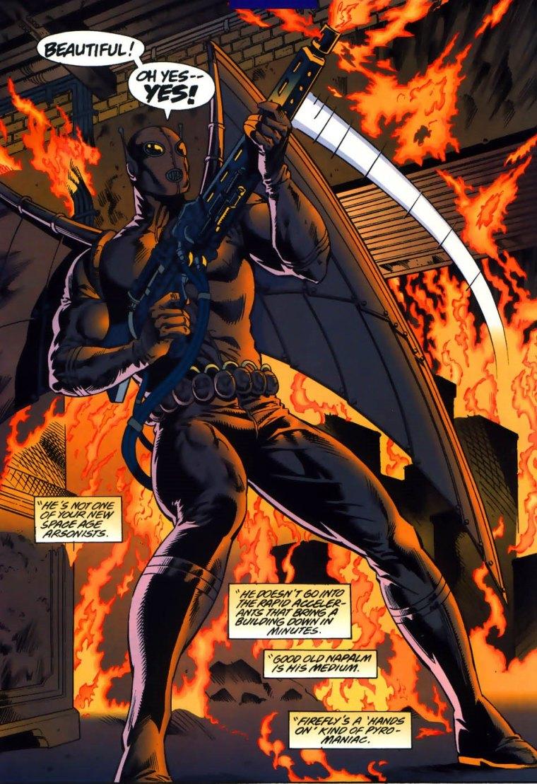 The Batman Firefly