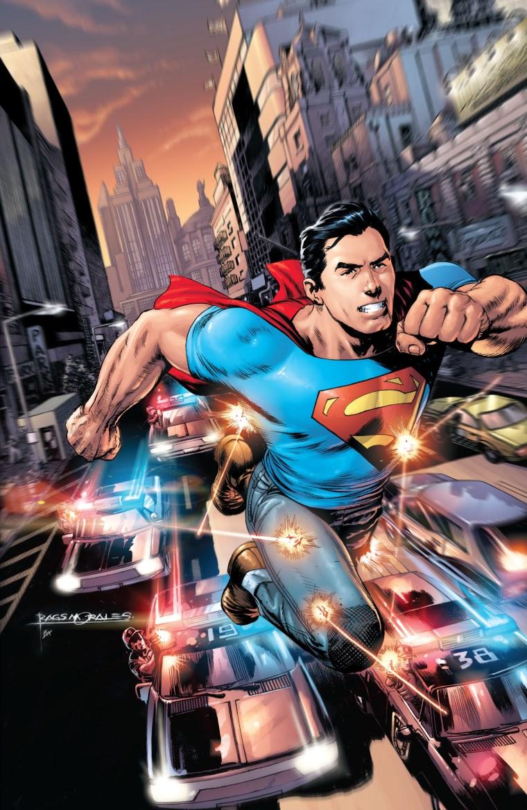 Superman Action Comics New 52
