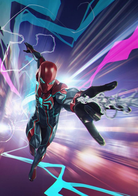 Spider-Man PS4 Velocity 6