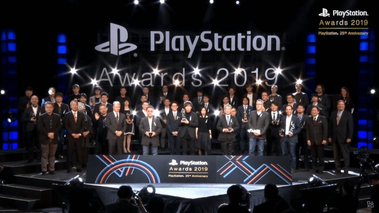 (114) PlayStation Awards 2019 - YouTube - Mozilla Firefox 12_3_2019 5_56_06 PM
