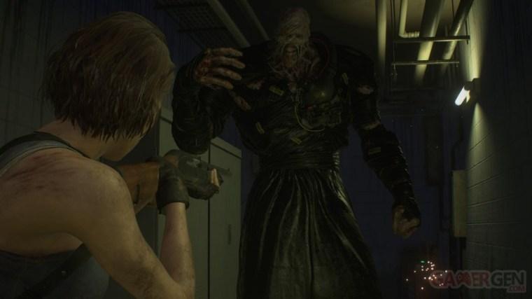 Resident Evil 3 Remake Leaked 2