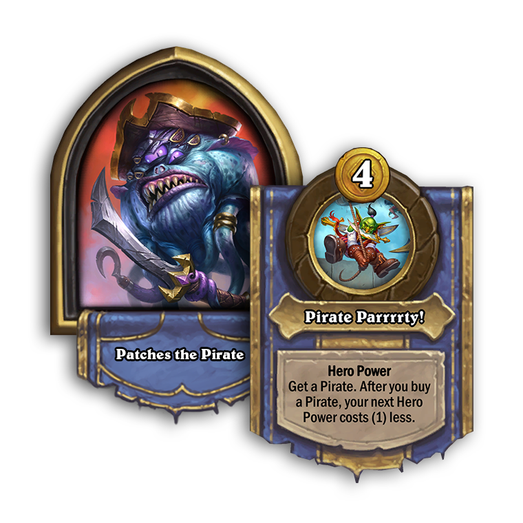 Hearthstone Pirates 4