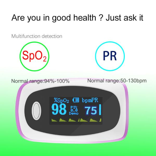 oximeter-range normal