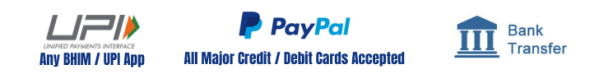 All Major Credit Cards Accepted2