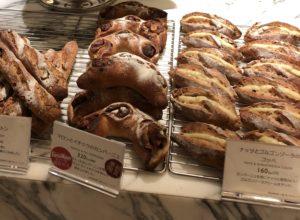 京橋京阪ブラウンのパン