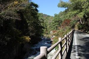 昇仙峡ハイキングコース