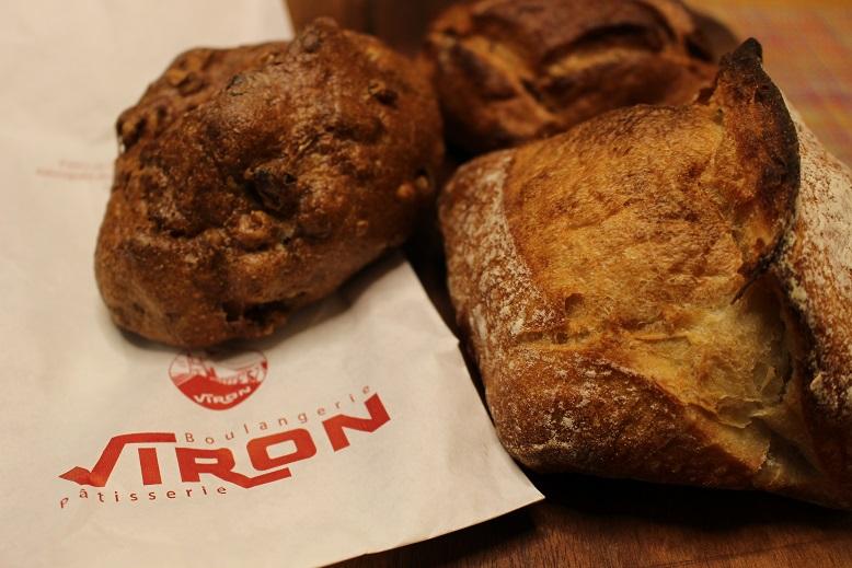 VIRON丸の内のパン