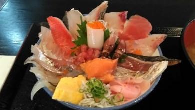 御殿場魚啓の日替わり丼