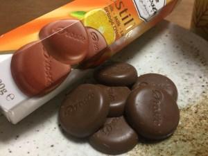 ドロステパステル オレンジクリスプ