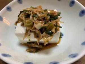 豆腐レシピ