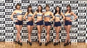 K-1ラウンドガール2017
