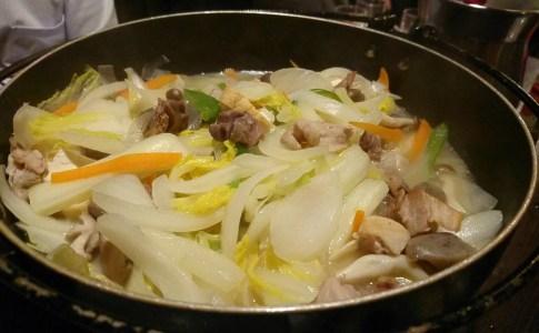 東広島 西条 名物 美酒鍋