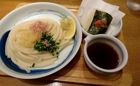 博多で 讃岐うどん 志成 ( シナリ )