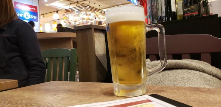 生ビール 480円!
