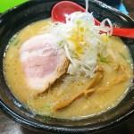 池袋で味噌ラーメン 麺処 花田