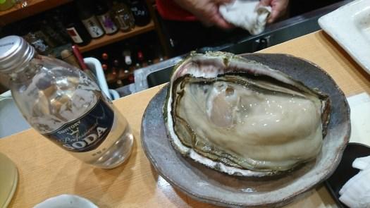豊前岩牡蠣 中身 みゆき