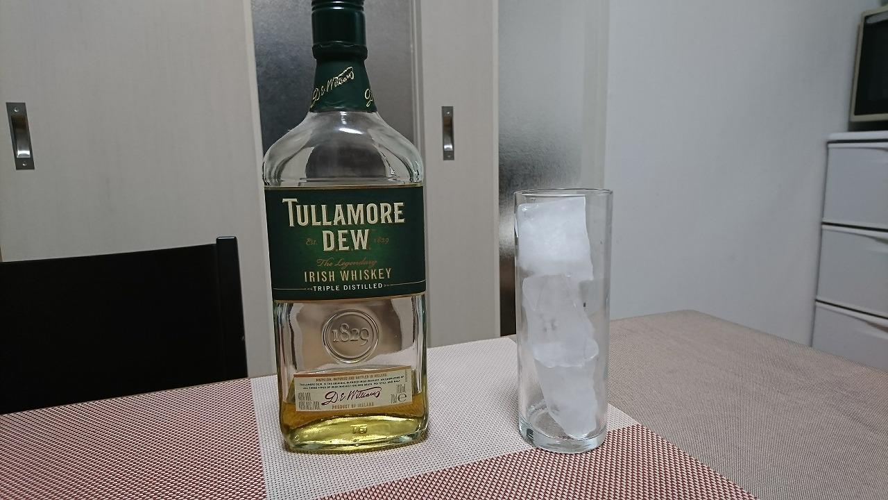 TULLAMOREDOW アイリッシュ ウイスキー タラモア デュー