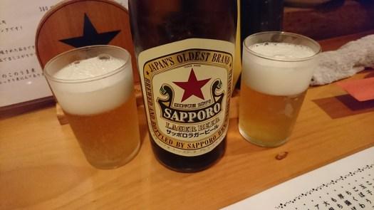 サッポロラガービール カモシヤ