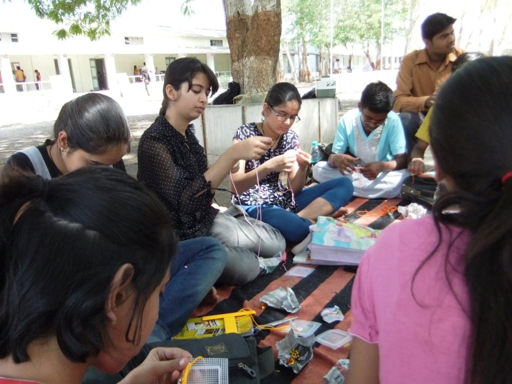 Shivir Days Kalaa Srajan Shivir