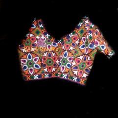 Kutchi E Work Blouse Style #2